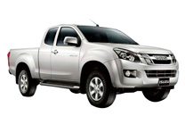 Isuzu pick up DMAX double cabine